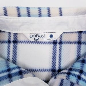 Riders by Lee Tops - Riders by Lee Flannel Shirt  VGC